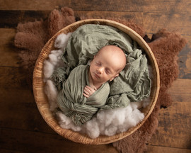 Sleeping Infant