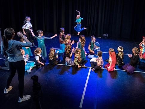 Aladdin - Dress Rehearsal