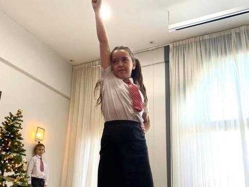 Matilda - Jeremiah's Journey Charity Event