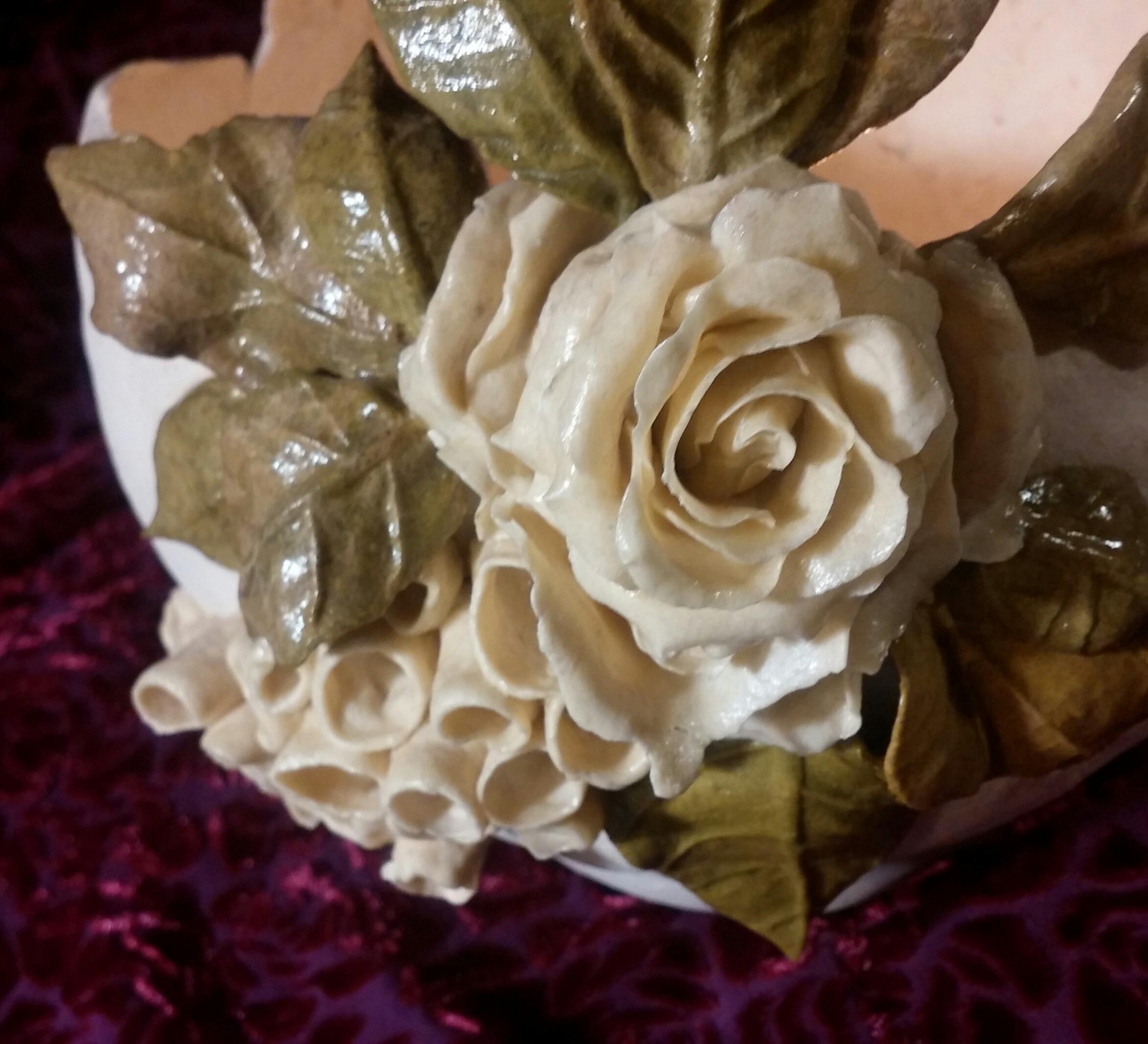 פמוט ורד