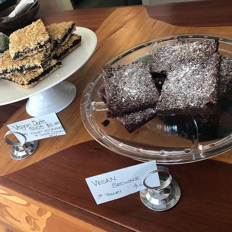 Vegetarian/Vegan Cafe at CuttageeBeach Cottages
