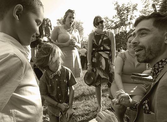 Quebec magicien mariage 1