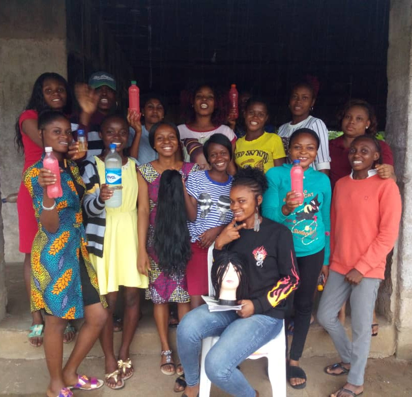 Akwa Ibom state volunteer project led by