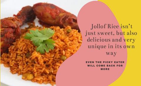 The Classic Nigerian Jollof Rice