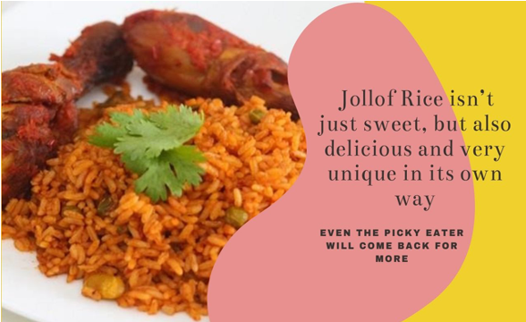 The Classic Nigerian Jollof Rice