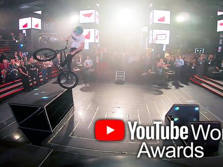 Naše exhibice na Youtube Works awards