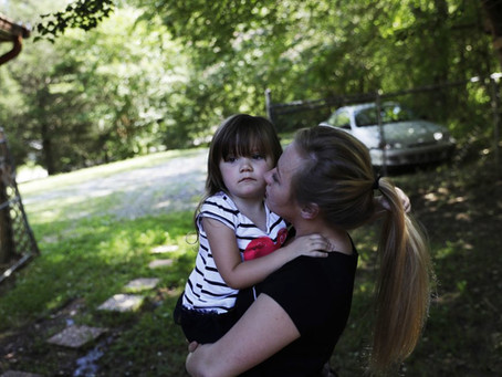 NPR's Here & Now: What New Legislation Could Mean For Foster Care In The U.S.