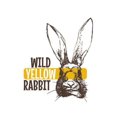 Wild Yellow Rabbit