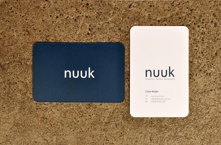 NUUK BUSINESS CARDS