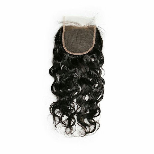 Spanish Curl Closure
