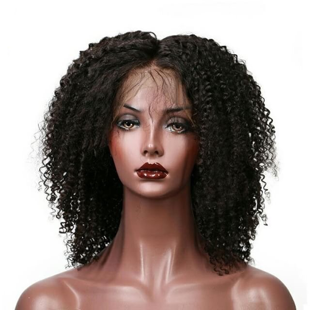 Kinky Curly with 5/5 Closure