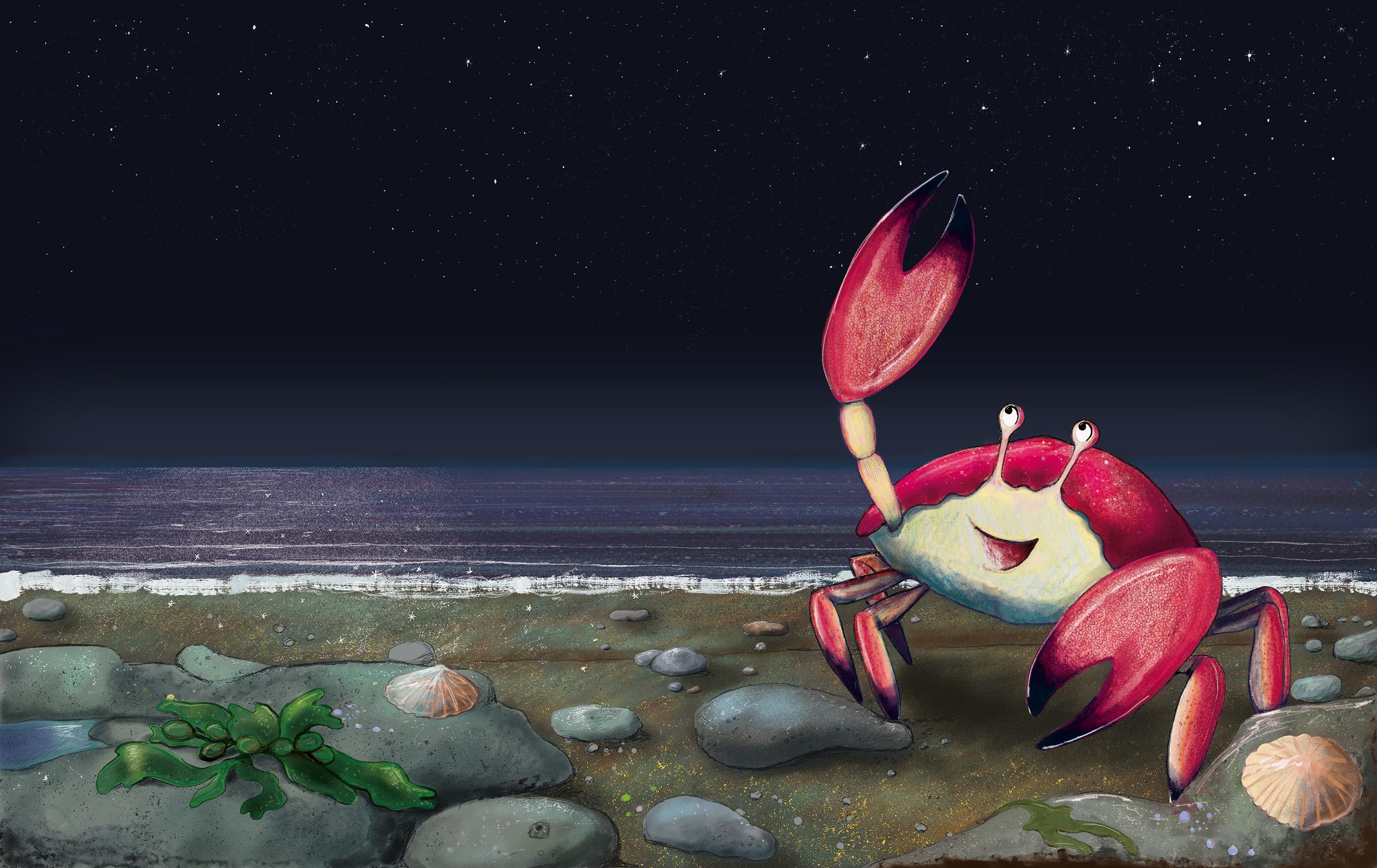 Moonlite Crab