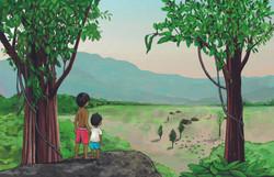 World in Danger - Rainforest
