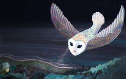 Moonlite Owl