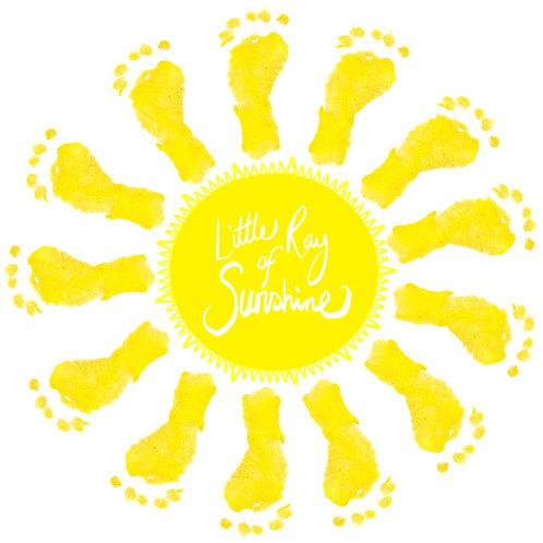 Little Ray of Sunshine Poster