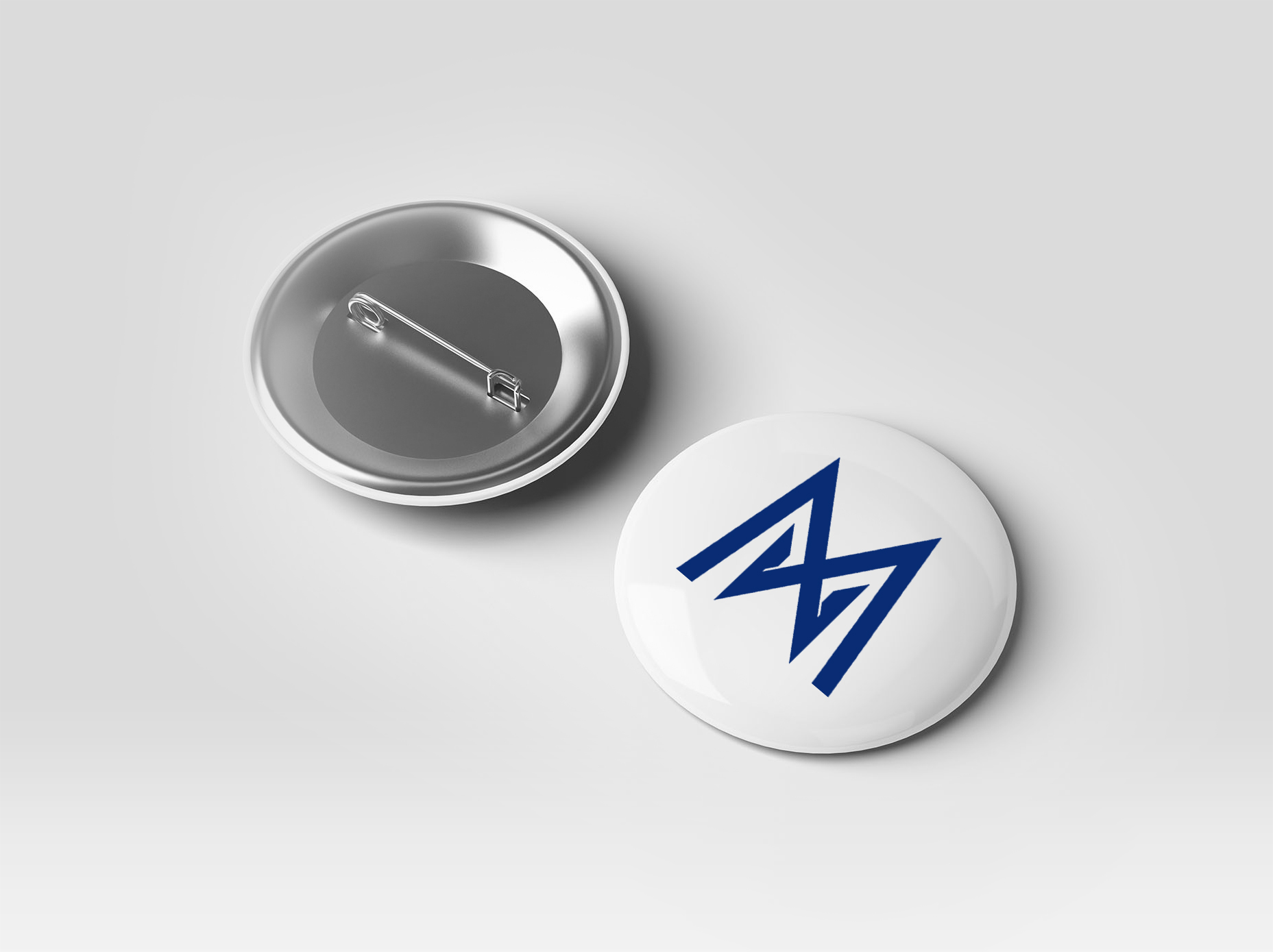 Pin-Button-Badge-Mockup-Blank-Mode