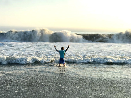 California Vacation, Coastal Design Inspiration