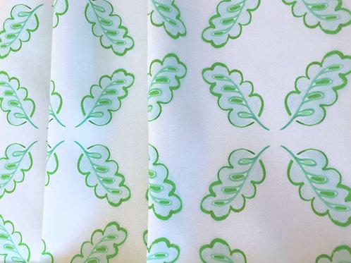 Kiss Me Jade Fabric Swatch