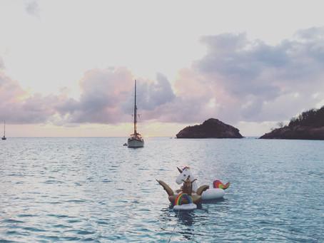 Caribbean Inspired: Antigua Getaway, Coastal Wallpaper and Textile Designs