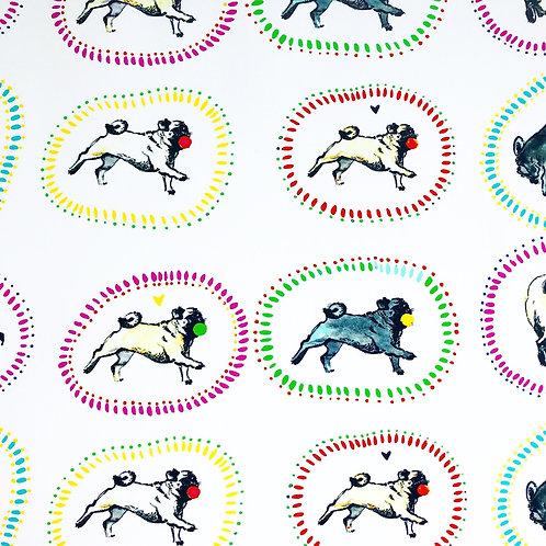 Pug Wallpaper - Sample