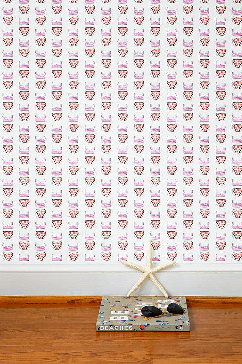 Beach Blossom Wallpaper - Sample