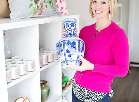 Designer Spotlight: Kristen Alcorta, Interior Stylist & Pursing Vintage Owner