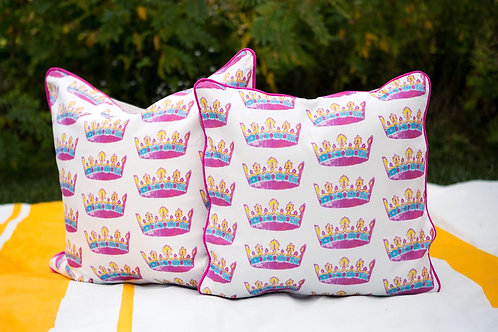 Tiaras Pillows