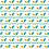 Thumbnail: Rainbow Birds Fabric Swatch