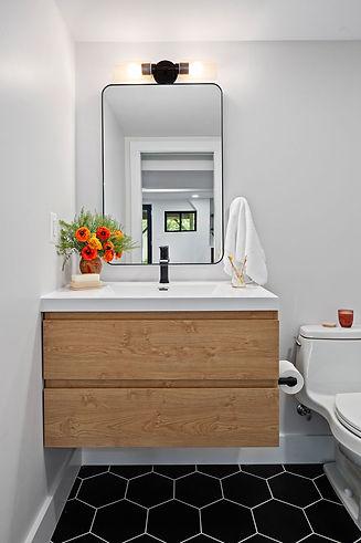 Arlington Bathroom Reno