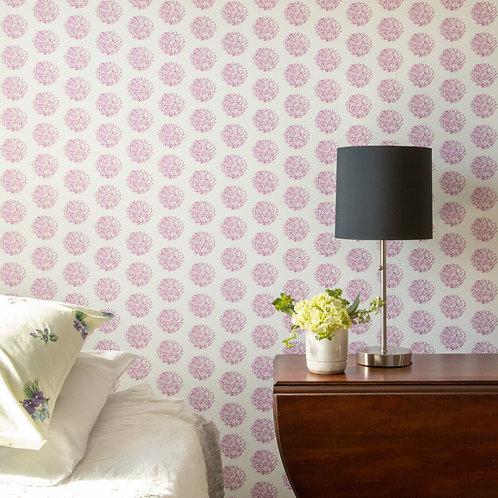 Allium Love Wallpaper - Sample