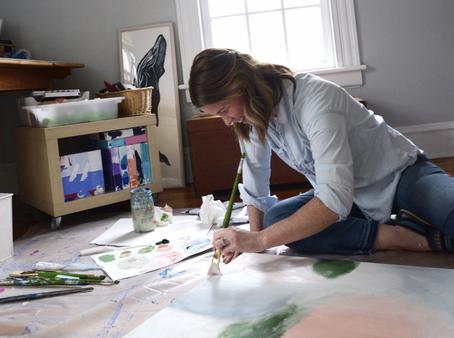 Artist Spotlight: Jen Scully, Mack and Ro