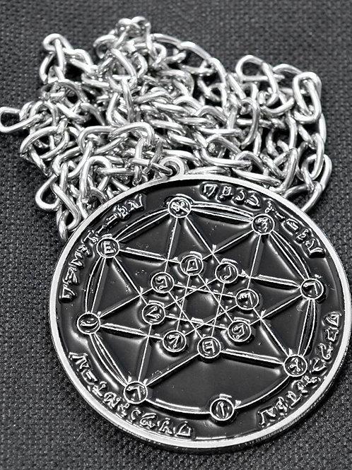 Amulet of Elemental Negation.