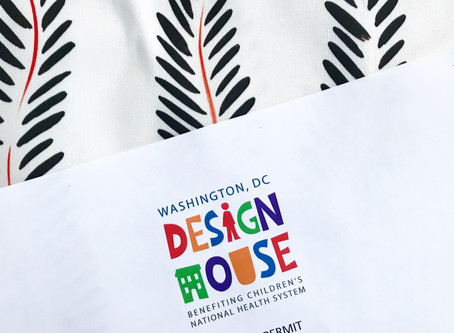 We're at the DC Design House! Celebrating AMERICAN Made.