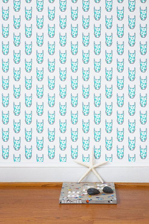 Daisy Wallpaper - Sample
