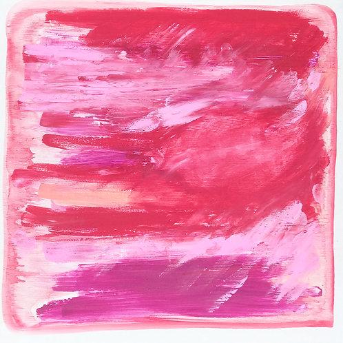 Abstract Art No. 16 - Valentine