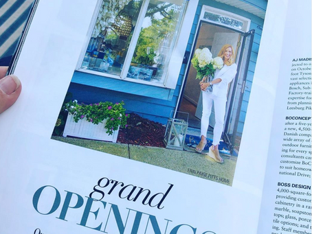 New Paintings, New Art Gallery Opening in Annapolis! @Erin Paige Pitts Home