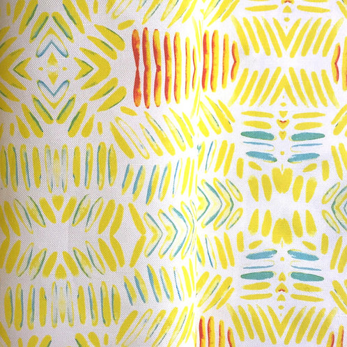 It's a Maize Fabric Swatch