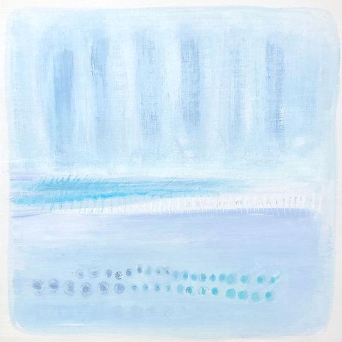 Coastal Inspired: Original Painting 2/9