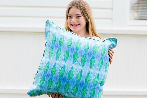 """Serendipity Pillow - 22"""" Square"""