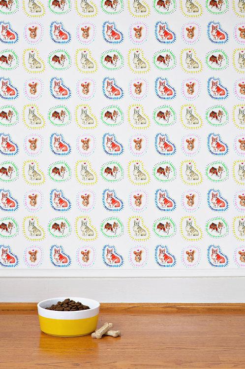 Corgis Wallpaper - Sample