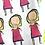 Thumbnail: Little Mira Fabric Swatch