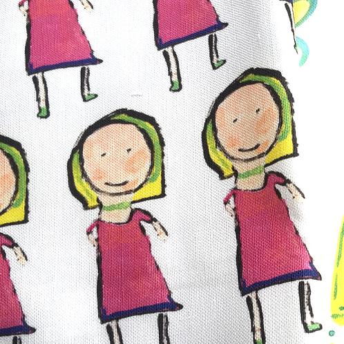Little Mira Fabric Swatch