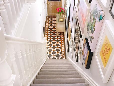 Decorating with Art: Gallery Walls