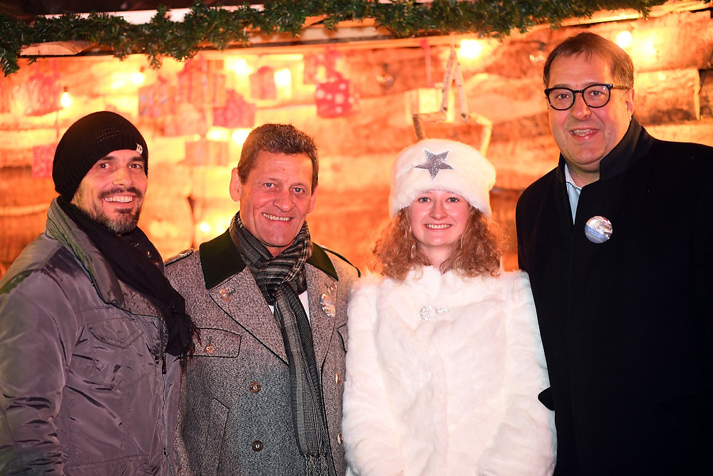 Agentur CompanyCode eröffnet die Kaiserweihnacht mit Franz Posch