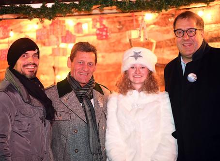 Kaiserweihnacht am Bergisel mit viel Prominenz eröffnet!