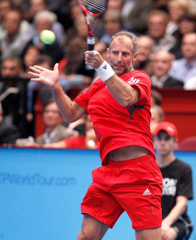 Eventagentur Companycode engagiert Tennislegende Thomas Muster für eine Veranstaltung