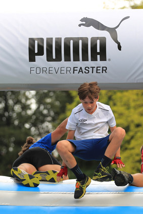Der Puma Junior Grazathlon war ein Hit!