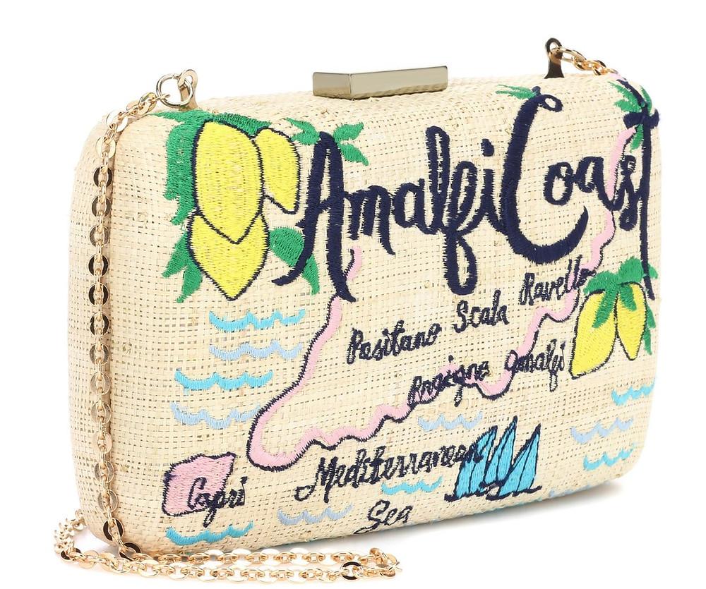 Tasche von einem Designer in Mode!