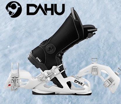 Dahu ist Skischuh und Winterstiefel in einem.