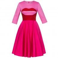Kleid von Designerin Lena Hoschek
